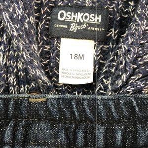 Nautica Matching Sets - OshKosh Sweater & Nautica Jeans